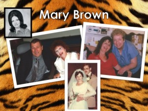 Mary Brown