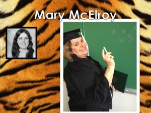 Mary McElroy