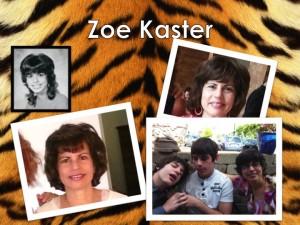 Zoe Kaster